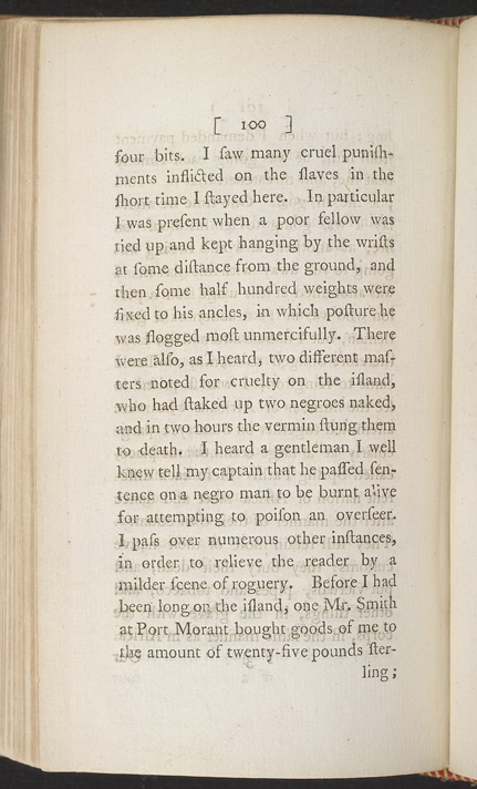 The Interesting Narrative Of The Life Of O. Equiano, Or G. Vassa, Vol 2 -Page 100